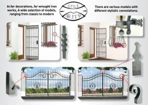 FEBA Wrought Iron