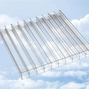 Multitrade Light Roofing Multitwall Polycarbontes Ps10uvt