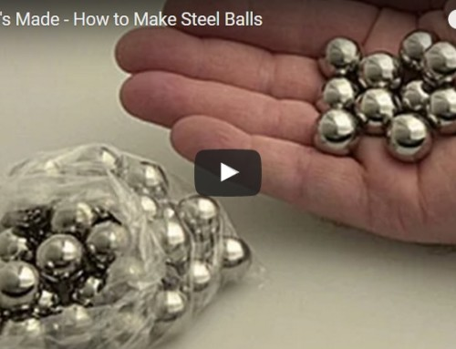 How to Make Steel Balls