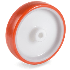 Injection Polyurethane wheels