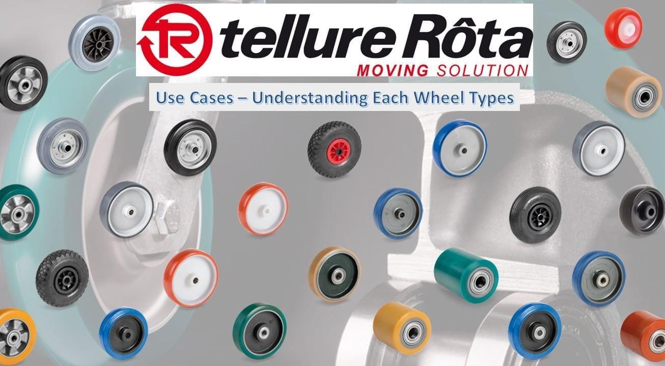 Tellure Rota – Use Cases